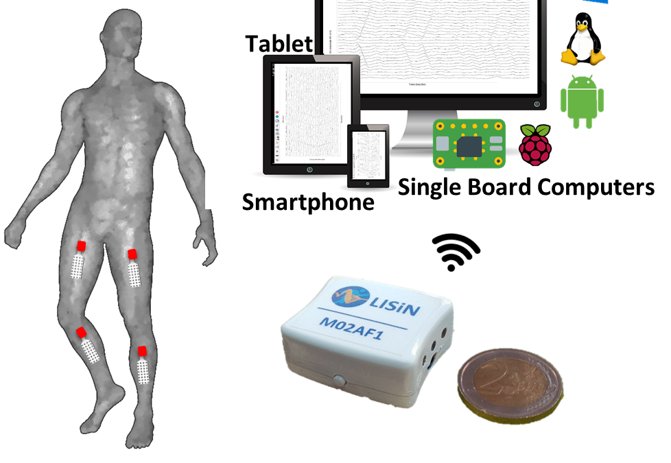 HD-sEMG wearable system